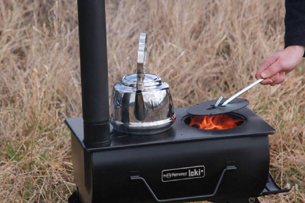 Petromax Loki C&ing Stove and Tent Oven & Loki Camping Stove and Tent Oven